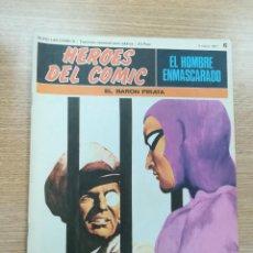 Cómics: EL HOMBRE ENMASCARADO #6. Lote 191929058