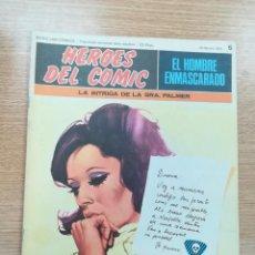 Cómics: EL HOMBRE ENMASCARADO #5. Lote 191929088