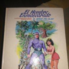 Cómics: EL HOMBRE ENMASCARADO, EL HÉROE DEL OLAN. Lote 191988777