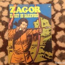 Cómics: ZAGOR BURU LAN NUMERO 65. Lote 192029798