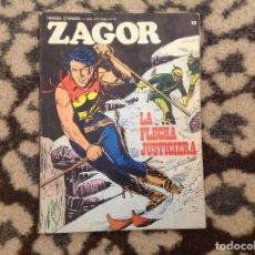 Cómics: ZAGOR BURU LAN NUMERO 69. Lote 192029925