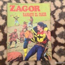 Cómics: ZAGOR BURU LAN NUMERO 71. Lote 192030017