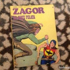 Cómics: ZAGOR BURU LAN NUMERO 72. Lote 192030072