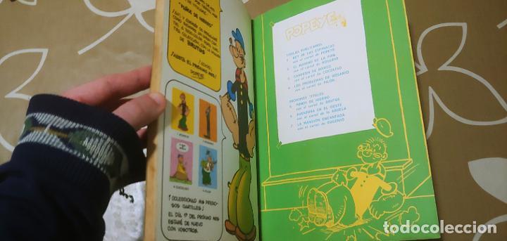Cómics: Lote de Popeye nº 1-2-3-4-5 Buru Lan Completos pero sin carteles - Foto 15 - 192091720