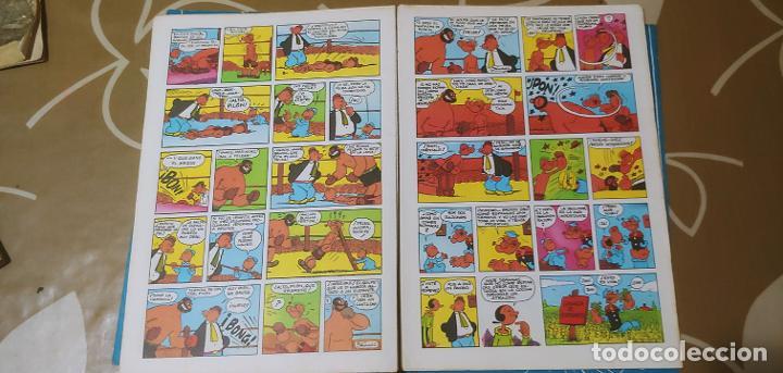 Cómics: Lote de Popeye nº 1-2-3-4-5 Buru Lan Completos pero sin carteles - Foto 35 - 192091720
