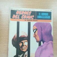 Cómics: EL HOMBRE ENMASCARADO #6. Lote 192183526