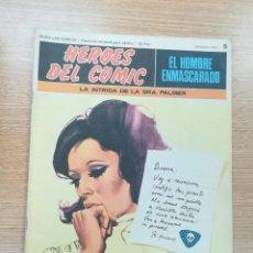 Cómics: EL HOMBRE ENMASCARADO #5. Lote 192183533