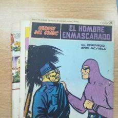 Cómics: EL HOMBRE ENMASCARADO #25. Lote 192183551