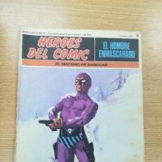 Cómics: EL HOMBRE ENMASCARADO #4. Lote 192183566
