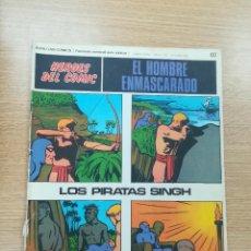 Cómics: EL HOMBRE ENMASCARADO #02. Lote 192183581