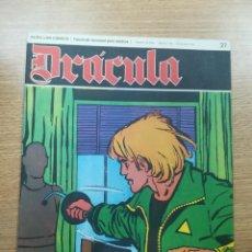 Cómics: DRACULA #27. Lote 192302888