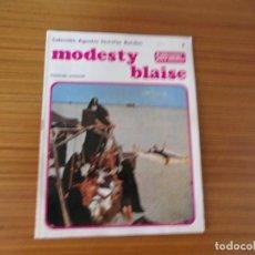 Cómics: MODESTY BLAISE Nº 4 EDITA BURULAN . Lote 192965285
