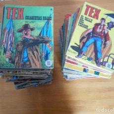Comics : TEX CASI COMPLETA - BURU LAN - A FALTA DE 4 NÚMEROS (82, 83, 91 Y 92) - LEER DESCRIPCION (II). Lote 193065517
