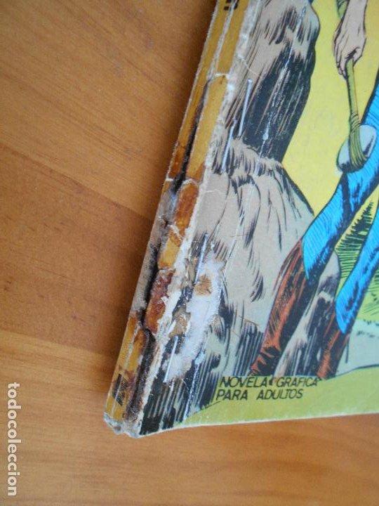 Cómics: ZAGOR Nº 31 - LA LEY DE LOS CLINTON - BURU LAN - LEER DESCRIPCION (6T) - Foto 2 - 193113107