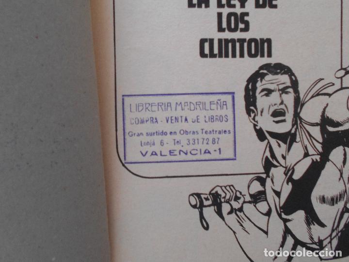 Cómics: ZAGOR Nº 31 - LA LEY DE LOS CLINTON - BURU LAN - LEER DESCRIPCION (6T) - Foto 3 - 193113107