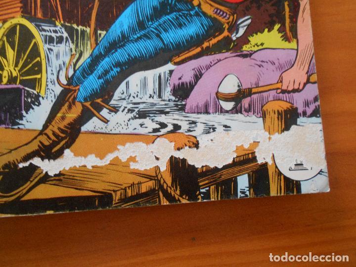 Cómics: ZAGOR Nº 42 - LA CASA DEL TERROR - BURU LAN - LEER DESCRIPCION (7J) - Foto 2 - 193116255