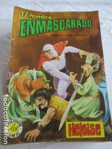 Cómics: Lote de 20 numeros de El Hombre Enmascarado. - Foto 2 - 193447387