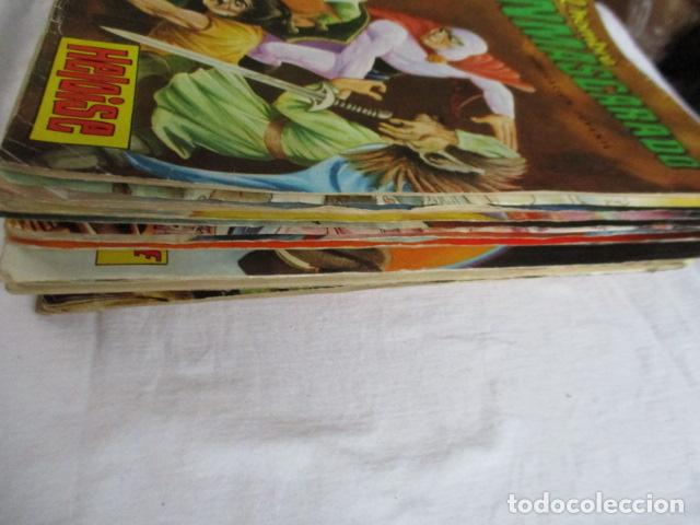 Cómics: Lote de 20 numeros de El Hombre Enmascarado. - Foto 4 - 193447387