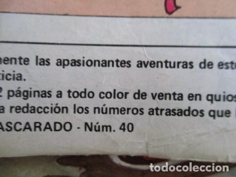 Cómics: Lote de 20 numeros de El Hombre Enmascarado. - Foto 5 - 193447387