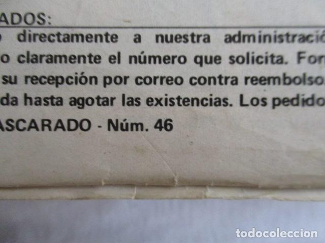 Cómics: Lote de 20 numeros de El Hombre Enmascarado. - Foto 8 - 193447387