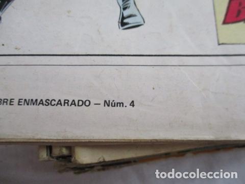 Cómics: Lote de 20 numeros de El Hombre Enmascarado. - Foto 10 - 193447387