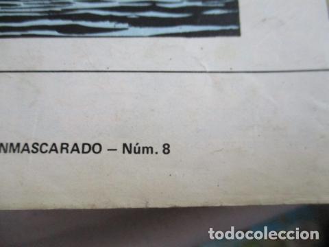Cómics: Lote de 20 numeros de El Hombre Enmascarado. - Foto 15 - 193447387