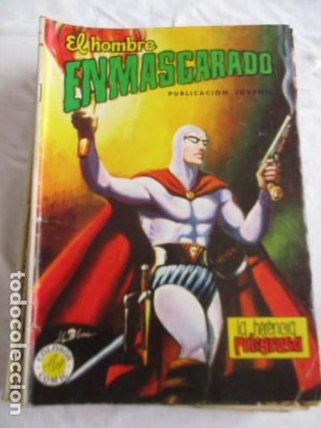 Cómics: Lote de 20 numeros de El Hombre Enmascarado. - Foto 16 - 193447387