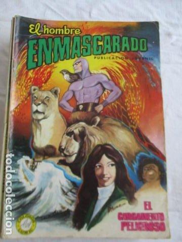 Cómics: Lote de 20 numeros de El Hombre Enmascarado. - Foto 20 - 193447387