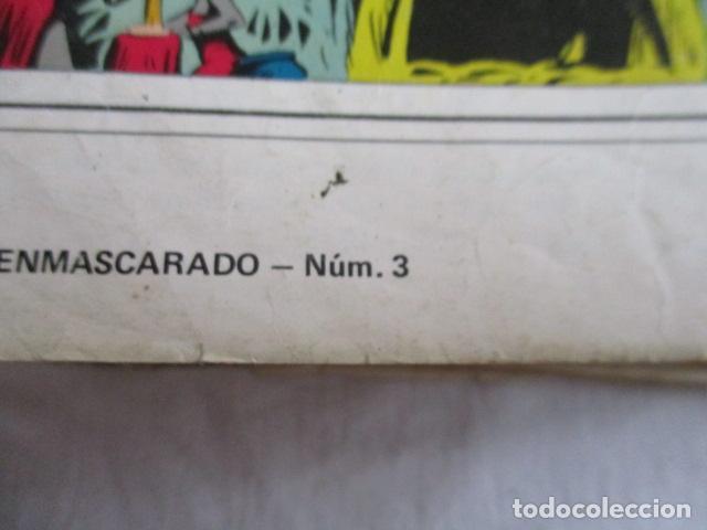 Cómics: Lote de 20 numeros de El Hombre Enmascarado. - Foto 21 - 193447387