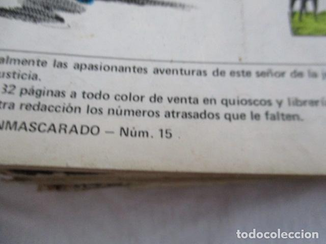 Cómics: Lote de 20 numeros de El Hombre Enmascarado. - Foto 23 - 193447387