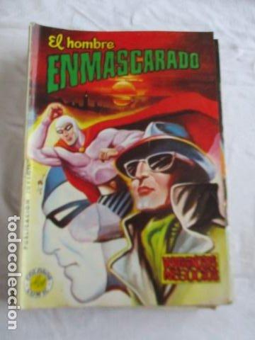 Cómics: Lote de 20 numeros de El Hombre Enmascarado. - Foto 24 - 193447387