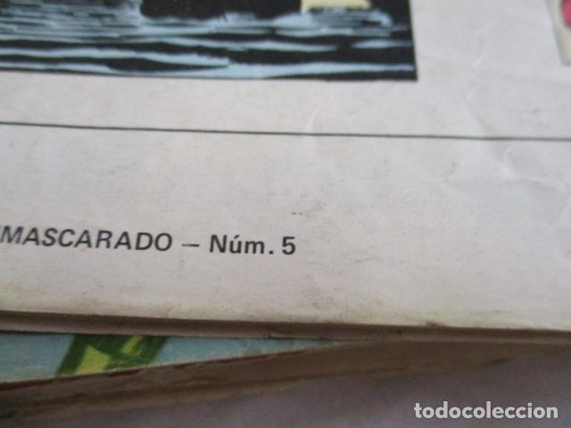 Cómics: Lote de 20 numeros de El Hombre Enmascarado. - Foto 30 - 193447387