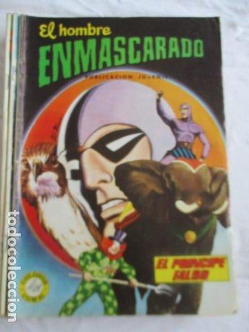 Cómics: Lote de 20 numeros de El Hombre Enmascarado. - Foto 31 - 193447387