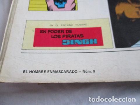 Cómics: Lote de 20 numeros de El Hombre Enmascarado. - Foto 32 - 193447387