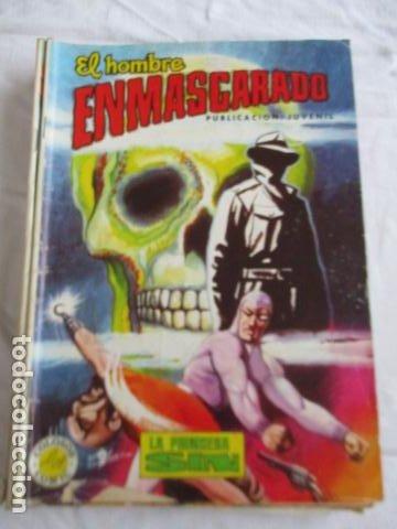 Cómics: Lote de 20 numeros de El Hombre Enmascarado. - Foto 33 - 193447387