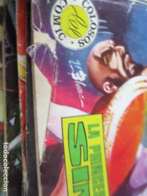 Cómics: Lote de 20 numeros de El Hombre Enmascarado. - Foto 35 - 193447387