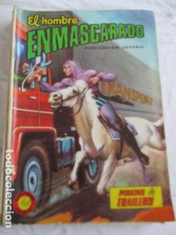 Cómics: Lote de 20 numeros de El Hombre Enmascarado. - Foto 36 - 193447387