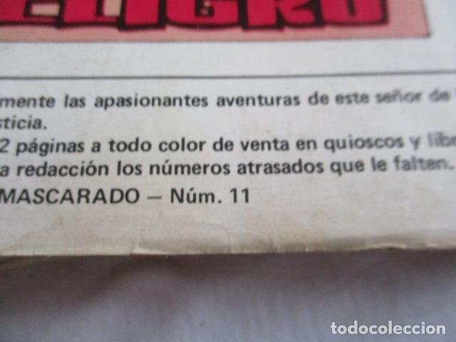 Cómics: Lote de 20 numeros de El Hombre Enmascarado. - Foto 37 - 193447387