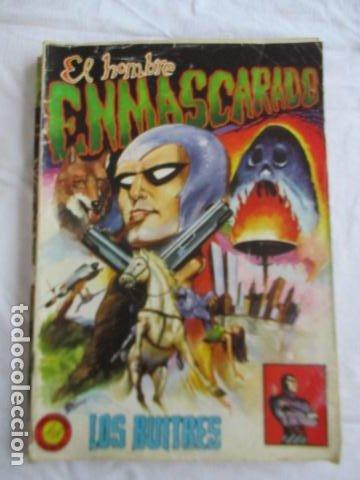 Cómics: Lote de 20 numeros de El Hombre Enmascarado. - Foto 42 - 193447387