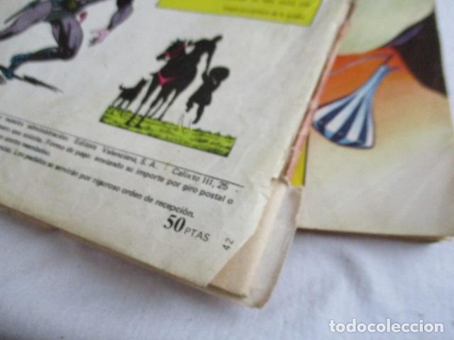 Cómics: Lote de 20 numeros de El Hombre Enmascarado. - Foto 47 - 193447387