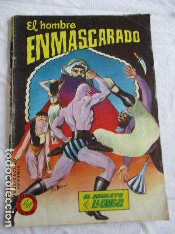 Cómics: Lote de 20 numeros de El Hombre Enmascarado. - Foto 48 - 193447387