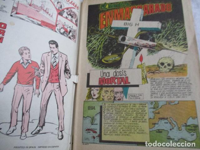 Cómics: Lote de 20 numeros de El Hombre Enmascarado. - Foto 53 - 193447387