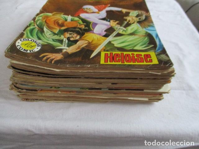 LOTE DE 20 NUMEROS DE EL HOMBRE ENMASCARADO. (Tebeos y Comics - Buru-Lan - Hombre Enmascarado)