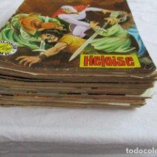 Cómics: LOTE DE 20 NUMEROS DE EL HOMBRE ENMASCARADO.. Lote 193447387