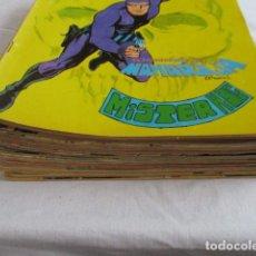 Cómics: LOTE DE 17 NUMEROS DE EL HOMBRE ENMASCARADO.. Lote 193447565