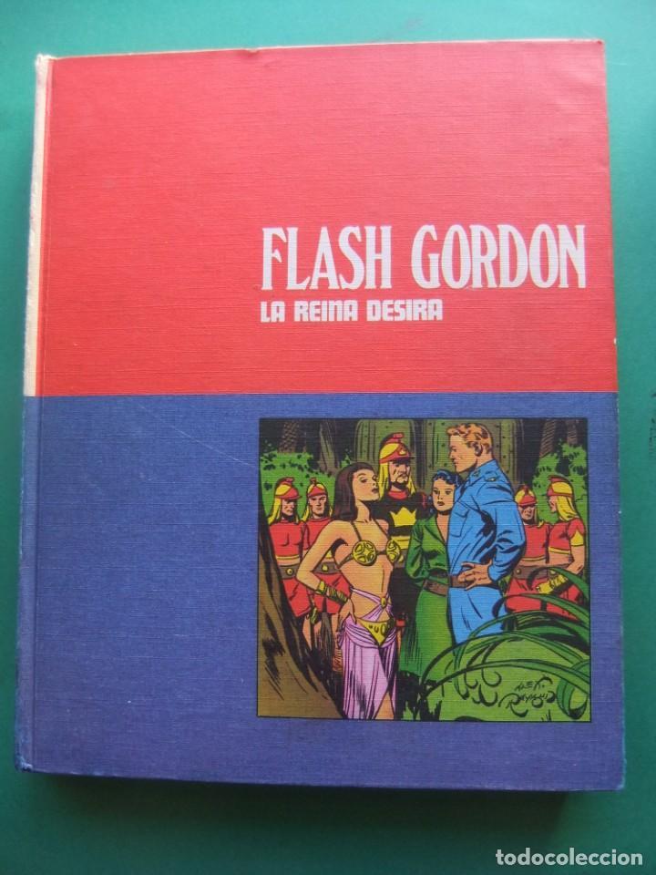 FLASH GORDON TOMO 2 BURULAN 1972 (Tebeos y Comics - Buru-Lan - Flash Gordon)