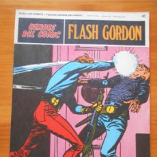 Cómics: FLASH GORDON Nº 41 - HEROES DEL COMIC - BURU LAN (IP). Lote 193843626