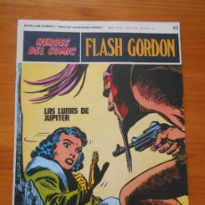 Cómics: FLASH GORDON Nº 43 - HEROES DEL COMIC - BURU LAN (IP). Lote 193843752