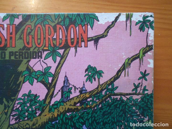 Cómics: FLASH GORDON TOMO IX (Nº 9) - HEROES DEL COMIC - LA CIUDAD PERDIDA - BURU LAN - TAPA DURA (IP) - Foto 2 - 193881421