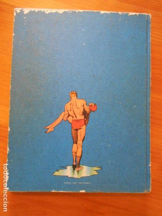Cómics: FLASH GORDON TOMO IX (Nº 9) - HEROES DEL COMIC - LA CIUDAD PERDIDA - BURU LAN - TAPA DURA (IP) - Foto 5 - 193881421